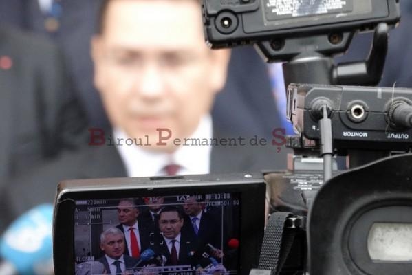 VICTOR PONTA, CÂTEVA DECLARAȚII DESPRE CAMPANIA ELECTORALĂ ȘI UN MESAJ PENTRU COLEGII SĂI DE PARTID