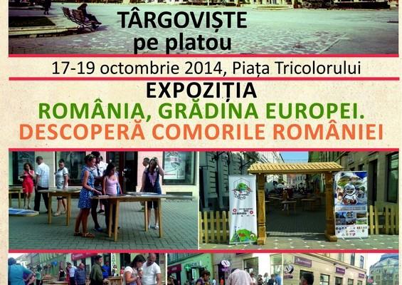 ROMÂNIA, GRĂDINA EUROPEI. DESCOPERĂ COMORILE ROMÂNIEI!