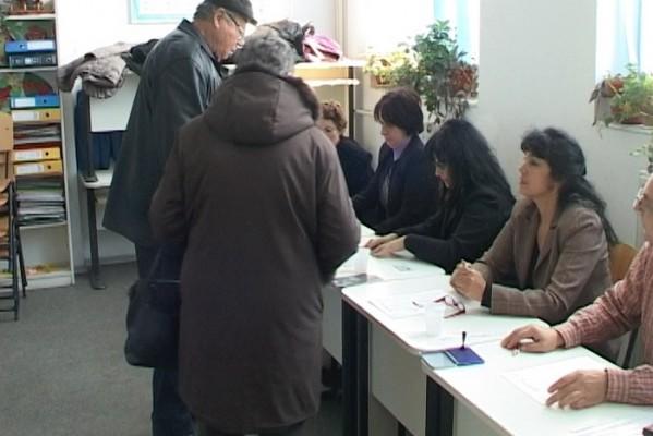 PREZENȚĂ LA VOT ÎN DÂMBOVIȚA, ORA 16.00
