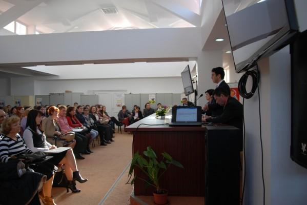 MINISTRUL EDUCAȚIEI – ÎNTÂLNIRE CU CADRELE DIDACTICE ȘI PERSONALUL AUXILIAR DIN DÂMBOVIȚA