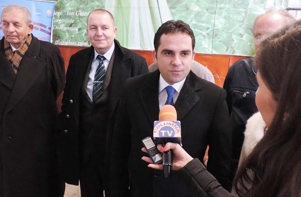 """PRIMARUL INTERIMAR AL MUNICIPIULUI TÂRGOVIȘTE A VOTAT PENTRU UN """"PREȘEDINTE ECHILIBRAT"""""""