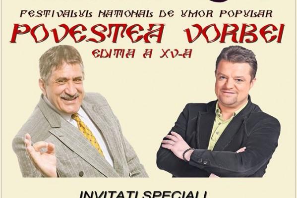 """GĂEŞTI, 28-29 OCTOMBRIE: FESTIVALUL NAŢIONAL DE UMOR """"POVESTEA VORBEI"""""""