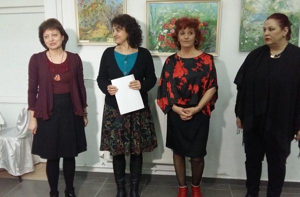 23 FEBRUARIE – 9 MARTIE, EXPOZIȚIE DE ARTĂ MORENARĂ
