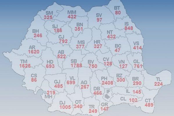 SITUAŢIA LOCURILOR DE MUNCĂ VACANTE, LA NIVEL NAŢIONAL