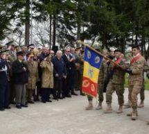 ZIUA VETERANILOR DE RĂZBOI, SĂRBĂTORITĂ LA CIMITIRL DE ONOARE ROMÂNESC