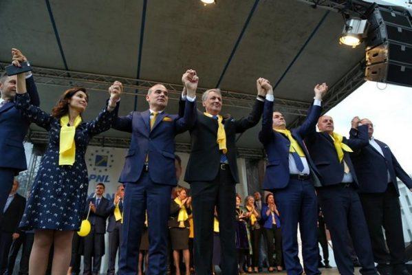 """ALEGERI EUROPARLAMENTARE 2019: LUDOVIC ORBAN, PREŞEDINTELE PNL """"ESTE MISIUNEA NOASTRĂ DE A DESCĂTUŞA ENERGIILE INDIVIDUALE ALE ACESTEI NAŢIUNI"""""""