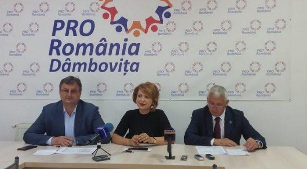 OANA VLĂDUCĂ – DEPUTAT PRO ROMÂNIA, DESPRE PRIORITĂŢILE PARTIDULUI CONDUS DE VICTOR PONTA