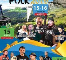 15-16 AUGUST, MUZICĂ BUNĂ, ÎN INIMA BUCEGILOR – PADINA FOLK