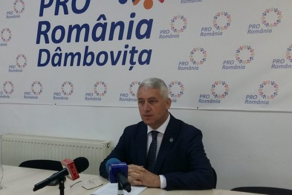 ADRIAN ŢUŢUIANU, SENATOR PRO ROMÂNIA, SCRISOARE ADRESATĂ SOCIAL DEMOCRAŢILOR DÂMBOVIŢENI