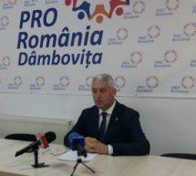 SENATORUL PRO ROMÂNIA, ADRIAN ŢUŢUIANU, ANUNŢĂ ÎNCEPEREA STRÂNGERII DE SEMNĂTURI PENTRU CANDIDATURA LUI MIRCEA DIACONU