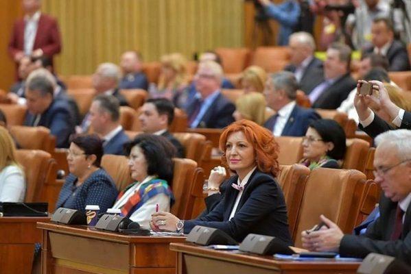 DEPUTAT OANA VLĂDUCĂ (PRO ROMÂNIA): DATORIA NOULUI CABINET ESTE SĂ REDEA ROMÂNIEI STATUTUL DE ŢARĂ SIGURĂ