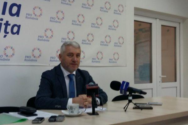 SENATORUL PRO ROMÂNIA ADRIAN ŢUŢUIANU CRITICĂ PLANUL DE RELANSARE ECONOMICĂ PROPUS DE PNL