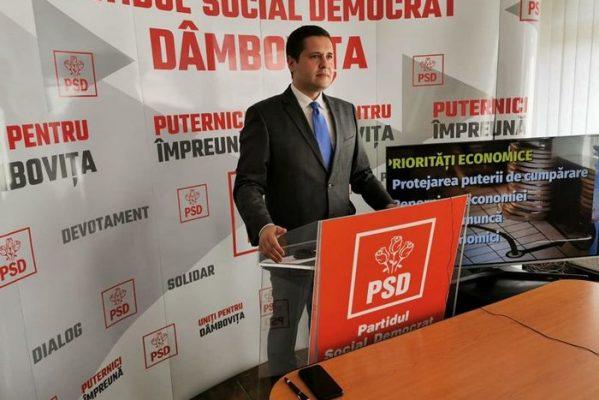 "PSD PROPUNE PROGRAMUL ""REPORNIM ROMÂNIA"""