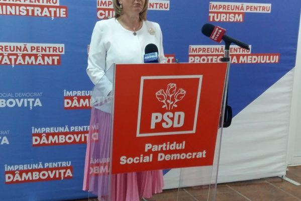 CLAUDIA GILIA, DEPUTAT PSD, MESAJ PENTRU ORGANIZAŢIA DE FEMEI SOCIAL DEMOCRATE, ÎNAINTEA ALEGERILOR LOCALE