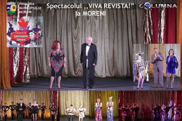 MORENI: MUSICAL PLIN DE CULOARE – VIVA REVISTA!