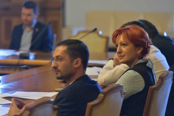 """OANA VLĂDUCĂ, DEPUTAT PSD – CRITICI ŞI OBSERVAŢII LA ADRESA """"CĂRŢII NEGRE"""" INIŢIATE DE PNL"""