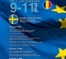 9 – 11 MAI, ZILELE EUROPENE LA PUCIOASA