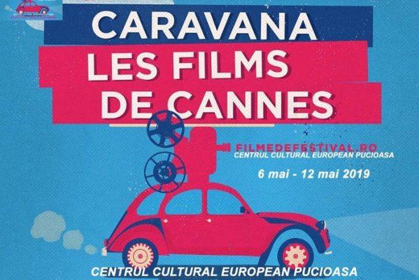 ZILELE CULTURII EUROPENE, LA PUCIOASA – CARAVANA FILMELOR DE LA CANNES, PICTURĂ ŞI MUZICĂ BUNĂ