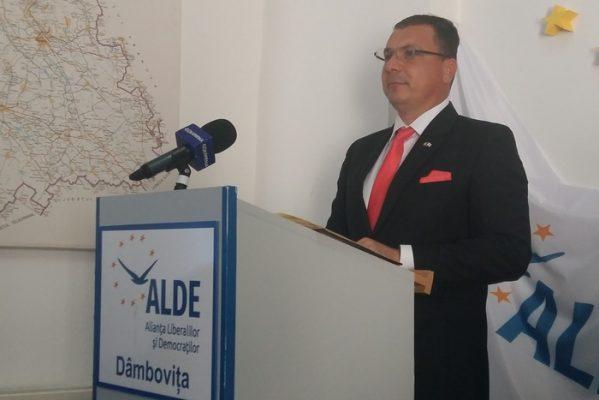 """ALDE DÂMBOVIŢA: """"COVID-19, ARMA ELECTORALĂ A PNL"""""""