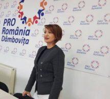 DEPUTAT OANA VLĂDUCĂ: PARLAMENTARII PRO ROMÂNIA VOR VOTA PENTRU DEMITEREA GUVERNULUI