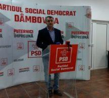 """PSD DÂMBOVIŢA: """"TIMPUL GUVERNULUI ORBAN S-A SFÂRŞIT"""""""