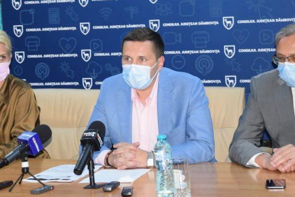 CORNELIU ȘTEFAN, PREȘEDINTELE CJD: JUDEȚUL DÂMBOVIȚA NU ESTE GROAPA DE GUNOI A NIMĂNUI