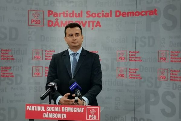 ALEXANDRU ȚACHIANU, CANDIDATUL PSD DÂMBOVIȚA PENTRU PRIMĂRIA BRANIȘTEA