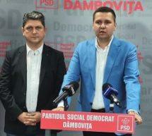 PREȘEDINTELE PSD DÂMBOVIȚA, CORNELIU ȘTEFAN SOLICITĂ MINISTRULUI DE INTERNE SUPLIMENTAREA FORȚELOR DE ORDINE ÎN ZIUA ALEGERILOR