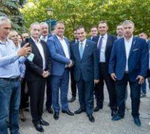 DEPUTATUL PNL GABRIEL PLĂIAȘU: LUDOVIC ORBAN REPREZINTĂ CERTITUDINEA STABILITĂȚII PENTRU PNL